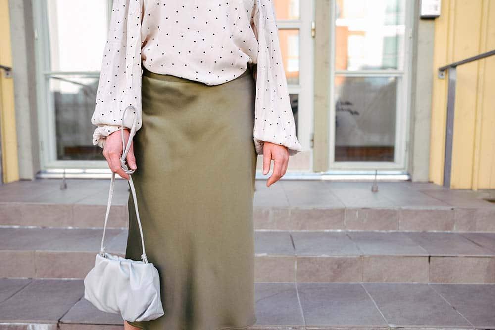 Voga Styling vad bära på studenfest kjol 2
